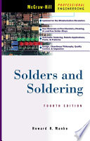 Solders And Soldering
