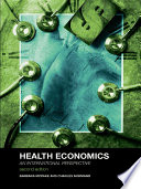 Health Economics Book