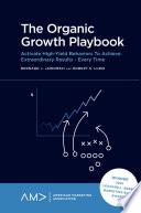 The Organic Growth Playbook