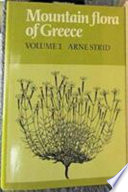 Read Online Mountain Flora of Greece For Free