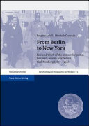 From Berlin to New York Book