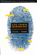 Life Course Criminology