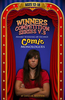 Award Winning 60 Second Comic Monologues Ages 13 18