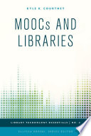 MOOCs and Libraries Book
