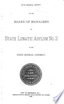 Appendix To The House And Senate Journals