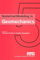 Numerical Modelling in Geomechanics