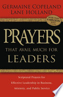 Prayers That Avail Much For Leaders PDF