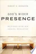 God s Wider Presence Book