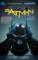 Batman Vol4 Zero Year Secret City New 52 banner backdrop