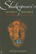 Shakespeare s Secret Booke