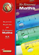 No Nonsense Maths Ages 8-9