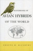 Handbook of Avian Hybrids of the World
