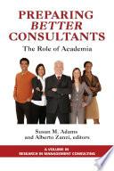 Preparing Better Consultants