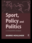 Sport  Policy and Politics