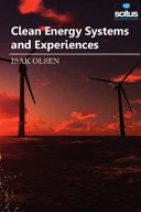 Clean Energy Systems and Experiences