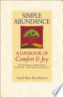Simple Abundance Book PDF