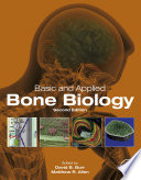 Basic and Applied Bone Biology Book