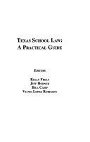 Texas School Law