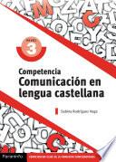 Competencia clave: Comunicación en Lengua Castellana Nivel 3