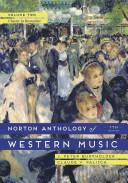 Norton Anthology of Western Music 7e