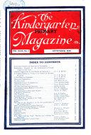 The Kindergarten-primary Magazine