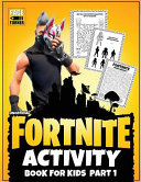 Fortnite Activity Book