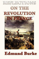 Reflections on the Revolution in France Pdf/ePub eBook