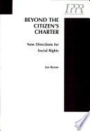 Beyond the Citizen s Charter