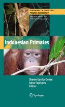 Pdf Indonesian Primates Telecharger