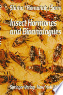 Insect Hormones and Bioanalogues