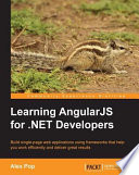 Learning AngularJS for .NET Developers