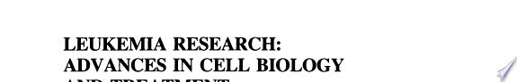 Leukemia research