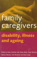 Family Caregivers Book PDF