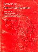 Aspects of African Archaeology