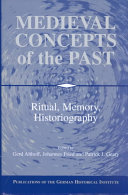 Medieval Concepts of the Past