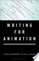 Writing for Animation