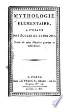 Mythologie élémentaire, etc. [By P. Blanchard.]