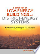 A Handbook on Low Energy Buildings and District Energy Systems Book