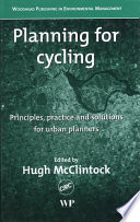 Planning For Cycling Book PDF