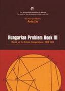 Hungarian Problem