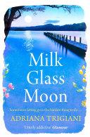 Milk Glass Moon