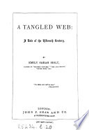 A tangled web Book
