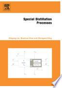 Special Distillation Processes