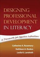 Designing Professional Development in Literacy