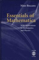 Pdf Essentials of Mathematica Telecharger