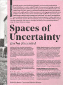 Spaces of Uncertainty - Revisited