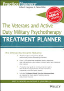 The Veterans and Active Duty Military Psychotherapy Treatment Planner, with DSM-5 Updates [Pdf/ePub] eBook