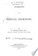 Elements of Medical Chemistry Book