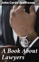 A Book About Lawyers Pdf/ePub eBook
