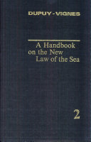 A handbook on the new law of the sea. 2 (1991)